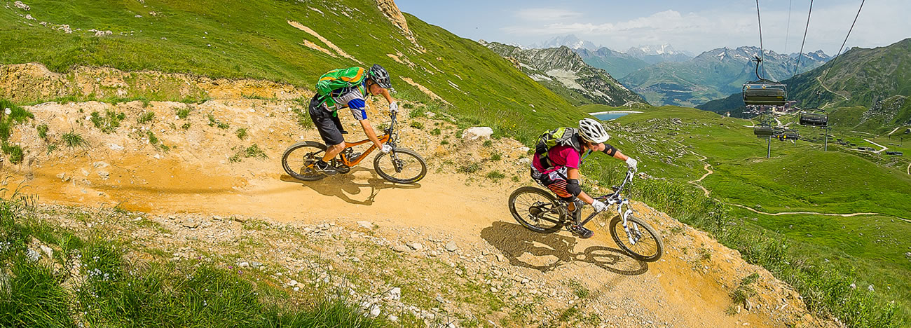 Le guide des Stations VTT et Bike Park